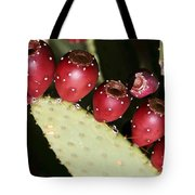 Prickly Pear-jerome Arizona Tote Bag