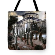 Pricklyscape Tote Bag