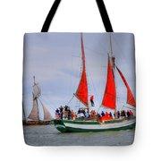 Pride And Spirit Tote Bag