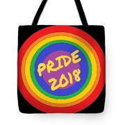 Pride Circles Tote Bag