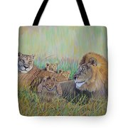 Pride Family  Tote Bag