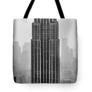 Pride Of An Empire Tote Bag