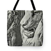 Pride Of Lions Tote Bag