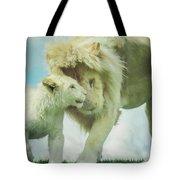 Pride Painting Tote Bag