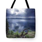 Priest Lake Light Tote Bag