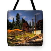 Priest Lake Mill Tote Bag