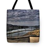 Priest River Panorama 6 Tote Bag