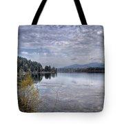 Priest River Panorama 8 Tote Bag