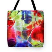Glassy Art Tote Bag