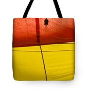 Primary Light Tote Bag