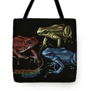 Primary Poison Tote Bag