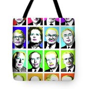 'prime Ministers Question Time X 16' Tote Bag