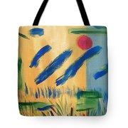Primitive Paradise Tote Bag