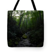 Primordial Forest Tote Bag