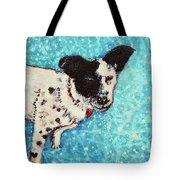 Primrose Water Love Tote Bag