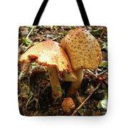 Prince Agaricus Mushroom Tote Bag