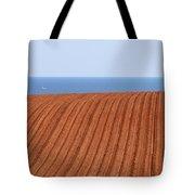 Prince Edward Island Fields 5645 Tote Bag