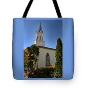 Prince Of Peace Catholic Church Madison Tote Bag