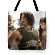 Prince Of Persia The Sands Of Time Tote Bag
