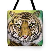 Prince Of The Jungle Tote Bag