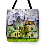 Princely Palace Tote Bag