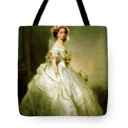 Princess Alice Of The United Kingdom Tote Bag