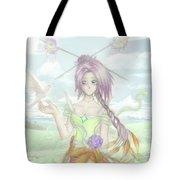 Princess Altiana Colour Tote Bag