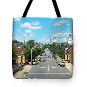 Princess Anne Avenue Fredericksburg Tote Bag