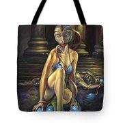 Princess Dejah Thoris Of Helium Tote Bag