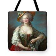 Princess Elisabeth Of France Tote Bag