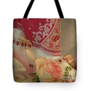 Princess Feet Tote Bag