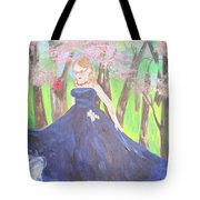 Princess In The Forest Tote Bag