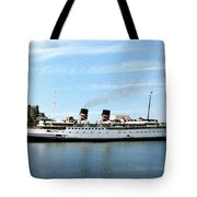 Princess Marguerite Tote Bag