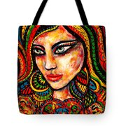 Princess Of Desire Tote Bag