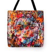 Princess Of Happiness Tote Bag