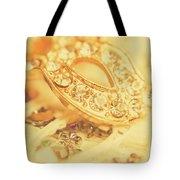 Princess Pendant Tote Bag