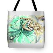 Princess Rosalina Tote Bag by Baroquen Krafts