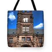 Princeton University East Pyne Hall  Tote Bag