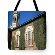 Princeton University Nassau Hall Cupola Tote Bag