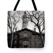 Princeton University Nassau Hall  Tote Bag