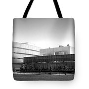 Princeton University Neuroscience Institute And Peretsman Scully Tote Bag