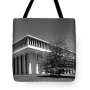 Princeton University Robertson Hall Tote Bag