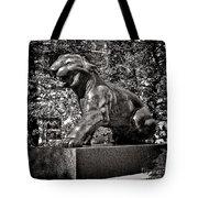 Princeton University Tiger Sculture Tote Bag