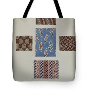 Printed Cotton Tote Bag