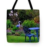 Priscillas English Garden Tote Bag