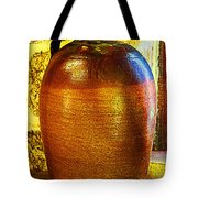 Prism On Pottery Tote Bag