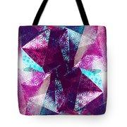 Prismatic Vision - Darker Version Tote Bag