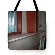 Prison Visitation Phones  Tote Bag