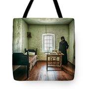 Prisoner In Jail Tote Bag