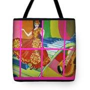Prisoner Music Tote Bag